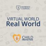 """""""Mundo virtual, mundo real"""" Campaña de concientización"""