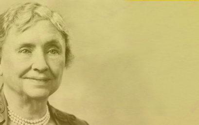 Celebrating Helen Keller's Birth Date